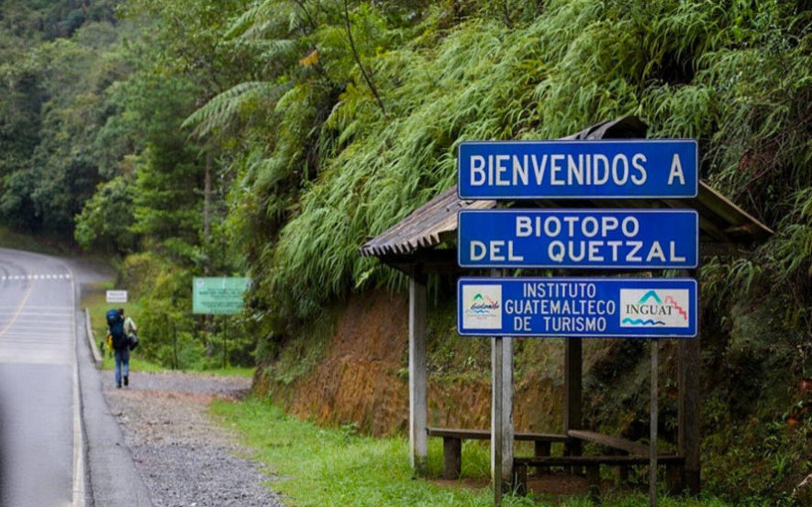 "Biotopo del Quetzal ""Mario Dary Rivera"""