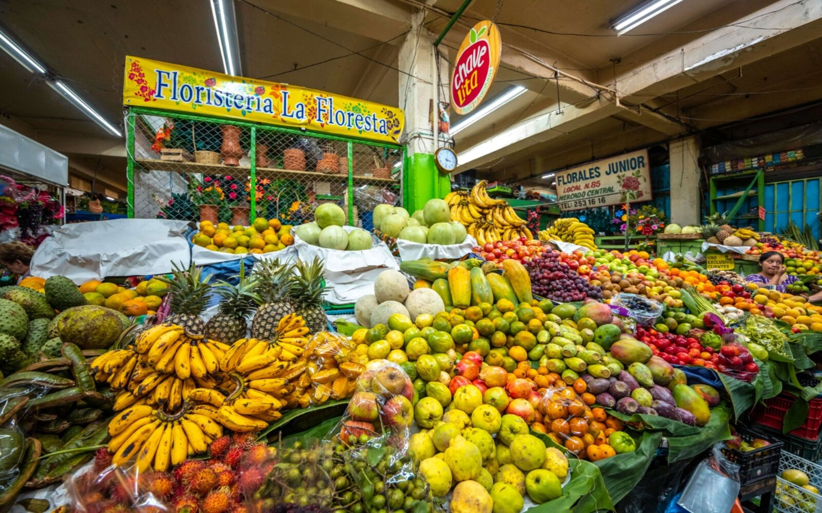 Mercado Central de Guatemala