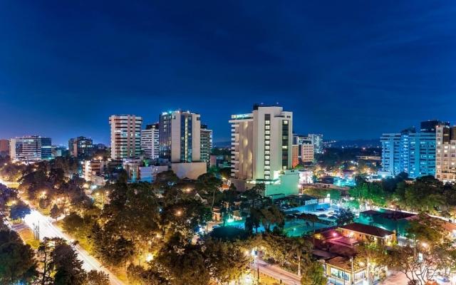 Zona Viva, Ciudad de Guatemala